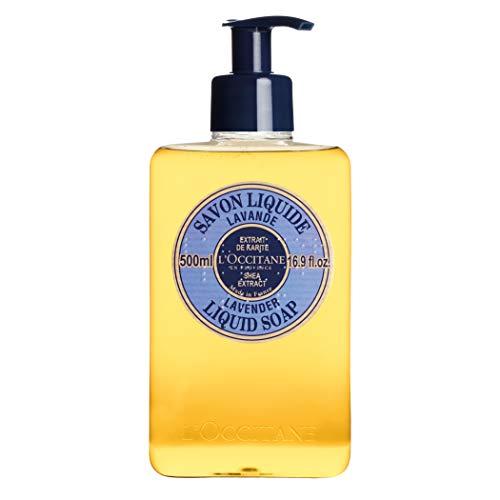 L'OCCITANE - Karite Flüssigseife Lavendel - 500 ml