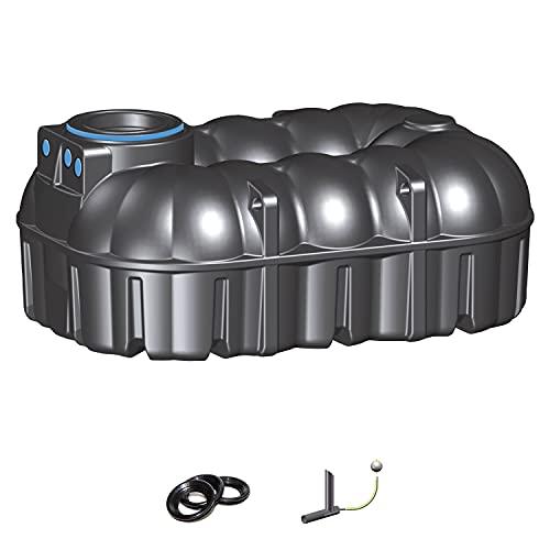 PREMIER TECH AQUA GmbH Regenwassertank Retention NEO 7100 Liter inkl. Drossel - Retentionszisterne, Zisterne für Retention