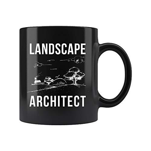 DKISEE Regalo para arquitecto paisajista, taza de artista paisajista, arquitecto de paisaje,...