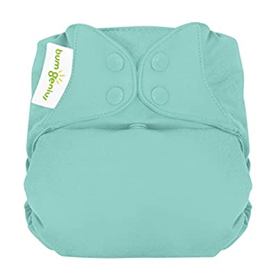 bumGenius Elemental 3.0 All-in-One One-Size Cloth Diaper with Organic Cotton (Mirror)