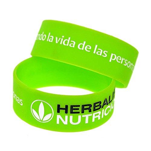 North King Silicone Hand Bracelet With Logo Cambiando la vida de las On It Personas 1-inch Hand Strap Creative Gift