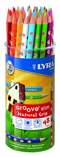 LYRA 2823480 - Pack de 48 lápices, Multicolor