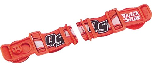 Roko Sports Goggle Quick Strap (Red/Black/Grey)