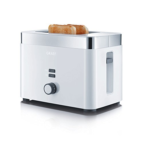 Graef Toaster TO 61, weiß
