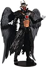 """McFarlane Toys DC Multiverse Batman Who Laughs with Sky Tyrant Wings 7"""" Action Figure and Build-A P"""