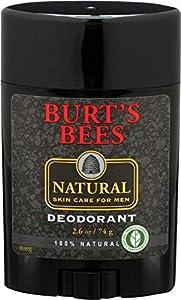 Burt's Bees Men's Deodorant  2.6 Oun...