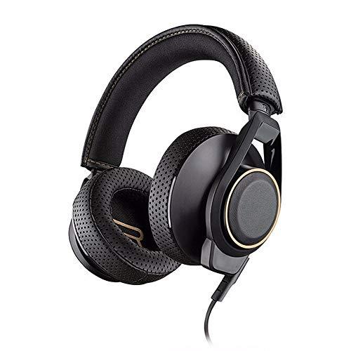 DHINGM Xbox Casque, Casque PS4, Atmos 7.1 Gaming Headset, Mac Casque PC Jeu Vidéo avec contrôle du Volume du Microphone Flexible