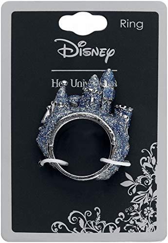 ■ディズニー シンデレラ [お城] リング 指輪■Disney Cinderella [Palace] Ring ■ディズニー オフィシャル製品 ■Disney All Rights Reserved.