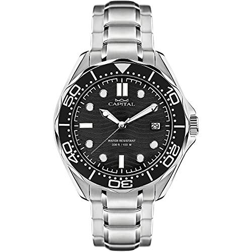 Uhr Time For Man Capital Quarz AX738-03*OI