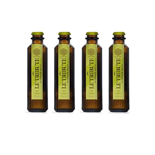 Le Tribute Ginger Ale alcoholfrei 4x 0,2 Sparset