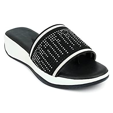FootStreet Sandals for Girls and Womens Flat Latest Collection