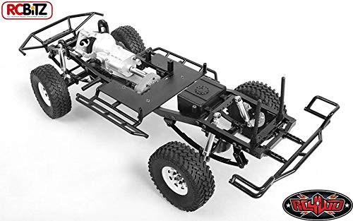 RC4WD Trail Finder 2 Truck Kit Z-K0054 for Blazer Body Set TF2 Chassis ONLY TF2