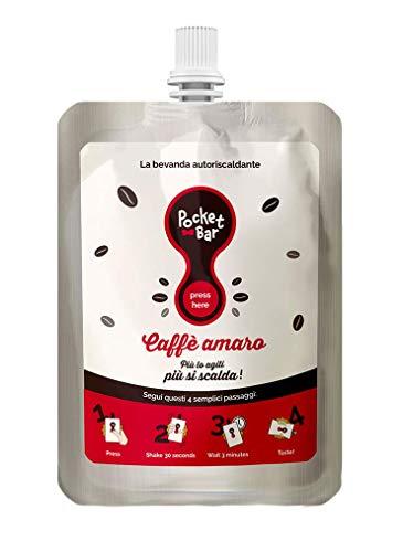 Pocket Bar - Caffè Amaro 50ML - 16 pz.