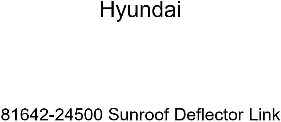 Genuine Hyundai 81642-24500 Sunroof Deflector Virginia Beach Mall Clearance SALE Limited time Link