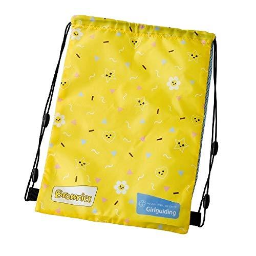 GGUK Brownie Guide - Bolso Infantil Amarillo Amarillo Talla única