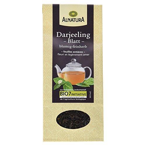Alnatura Bio Darjeeling Tee lose, 80g
