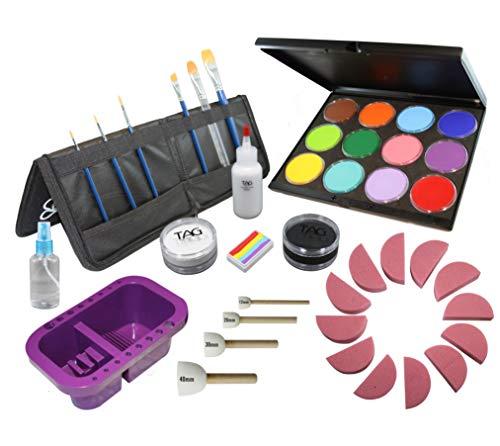 TAG Face Paint Starter Kit…