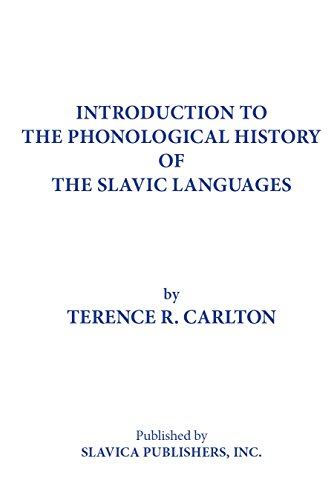 Compare Textbook Prices for Introduction to the Phonological History of the Slavic Languages 1st Edition ISBN 9780893572235 by Carlton, Terence R.