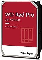 Western Digital WD6003FFBX Hard Disk Drive, Red, 6TB