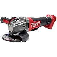 Milwaukee M18 Fuel 18-Volt Lithium-Ion Brushless Cordless Grinder + Battery Pack