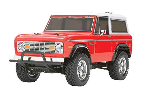 Tamiya 300058469 - RC Ford Bronco 1973 (CC-01), Bausatz, 1:10