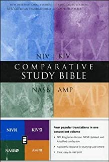 Comparative Study Bible, Revised