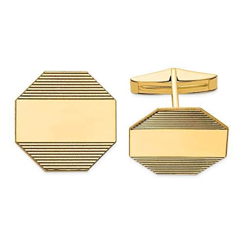 JewelryWeb manchette - 14 carats
