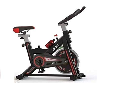 Monex Spin SS Fit Exercise Fitness Spinning Bike | Spin Bike| Exercise Fitness Spinning Bike| Spine Fitness Equipment| Exercise Cycle for Home Gym
