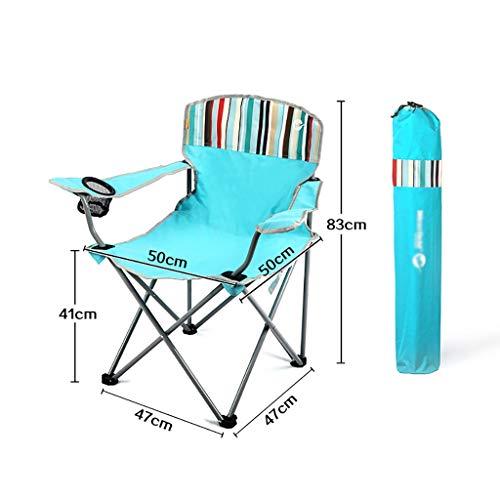 Outdoor klapstoel stoel Kruk Vouwen Camping Stoel Kruk met Rug Rest Mesh Pocket voor Backpacking Jacht Vissen of Boot Cabin