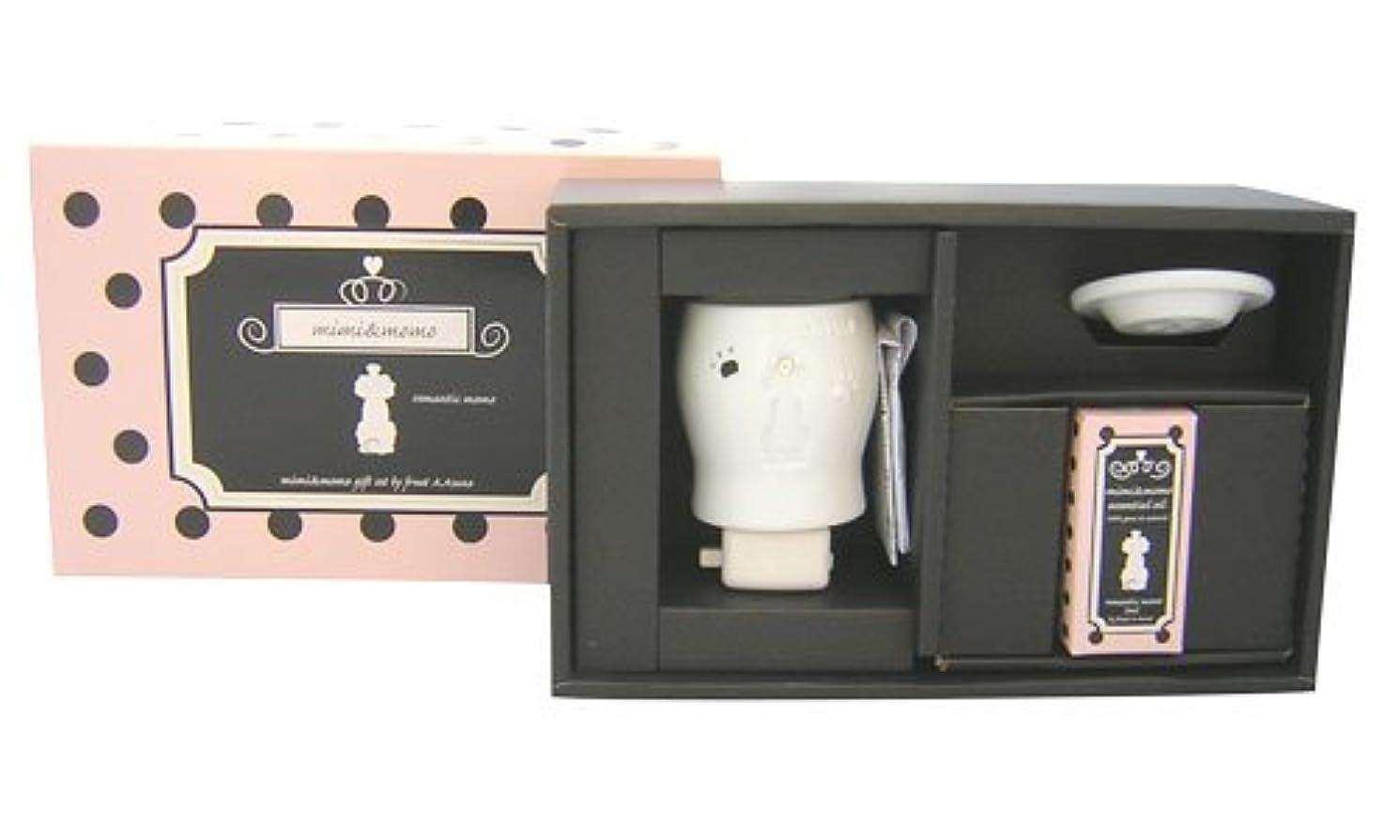 線形腐食する質量フリート ミミ&モモ ロマンティックモモ オイル1本セット