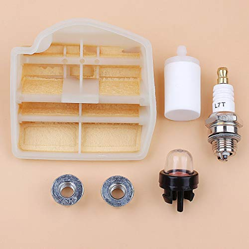 Replacement Parts, Tune Up Air Filter Kit for 2245 2250 Jonsered Cs2245 Cs2250 S Chainsaw 544080803