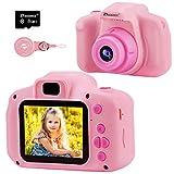 Best Digital Video Camera For Kids - PROGRACE Kids Camera 2 Inch IPS Children Digital Review