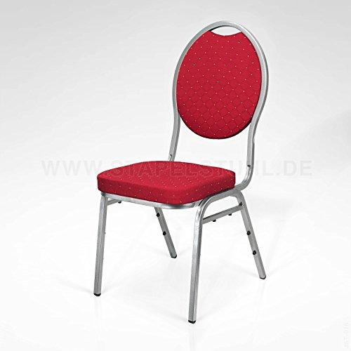 12er Set Stapelstuhl rot Stühle Bankettstühle Stapelstühle Konferenzstühle Seminarstuhl Seminarstühle Konferenzstuhl Wartezimmerstühle Wartezimmerstuhl