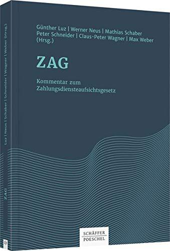 ZAG: Kommentar zum Zahlungsdiensteaufsichtsgesetz