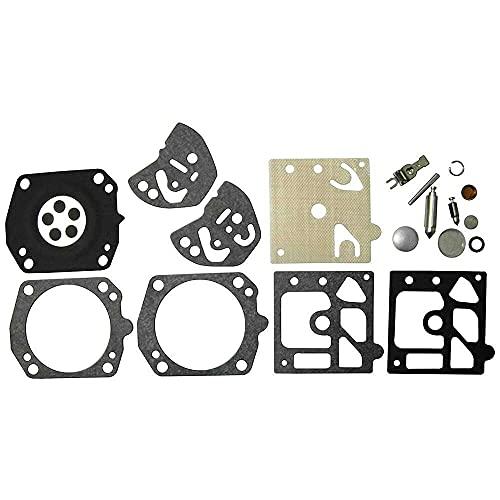 Gmasuber Kit de filtro de aire para piezas de repuesto de motosierra Poulan PP5020AV 575296301