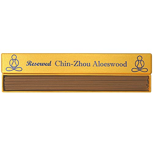 Bosen 's Reserved Chin-Zhou [Jinko] Aloeswood-Räucherstäbchen, 20,3 cm, 100% natürlich, F309T