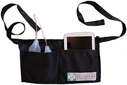 TRS Post Surgical Breast Regular store Nashville-Davidson Mall Drain Apr Carrier Pouch Anti-Tug Secure