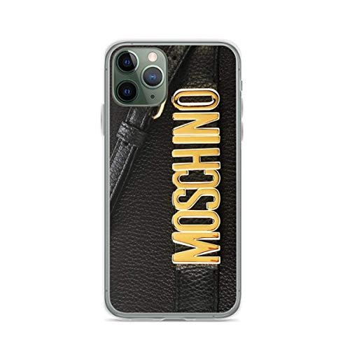 Phone Case Mos-chi-no Bag Compatible with iPhone 6 6s 7 8 X XS XR 11 Pro Max SE 2020 Samsung Galaxy Tested Accessories Shock
