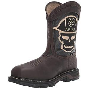 ARIAT Men's Workhog Xt Venttek Bold Carbon Toe