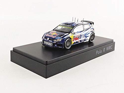 Volkswagen 6C1099300a Modelo Auto Polo R WRC–Ogier/ingrassia 1: 43