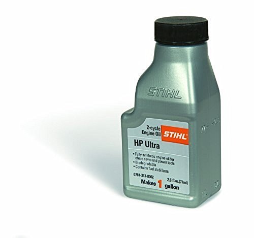Stihl 0781 313 8002 High Performance Ultra 2 Cycle Engine Oil 2.6oz, 3 Pack