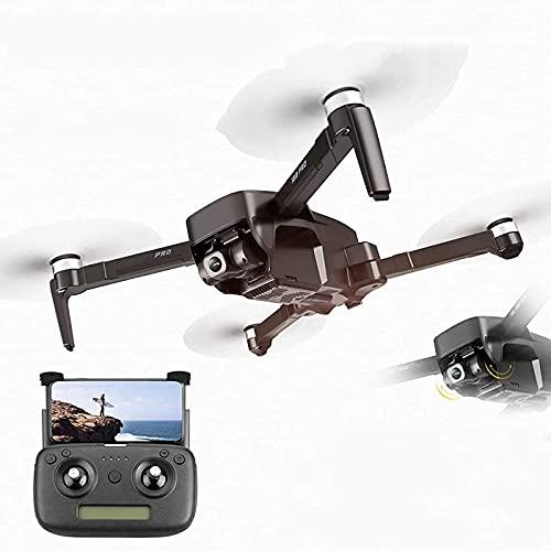 BD.Y Drone, Drone Plegable Quadcopter Cardán de 3 Ejes con cámara 4K Foto de 40MP Tiempo de Vuelo de 30 Minutos Transferencia de imágenes 5G Posicionamiento GPS Retorno Inteligente Control de la