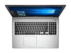16GB DDR4 RAM; Storage: 512GB M. 2 SSD + 1TB HDD (Seal is broken for upgrades Only, Professional Installation Service included) 8th Generation Intel Quad Core i5-8250U (1. 6 GHz base frequency, up to 3. 4 GHz with Intel Turbo Boost Technology, 6 MB c...