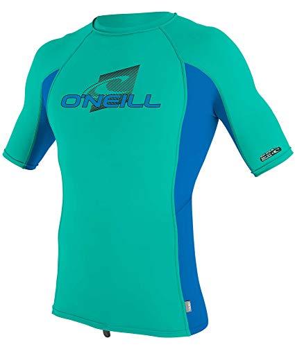 O'Neill - UV-shirt voor kinderen - korte mouwen - Premium Rash - Baltisch groen
