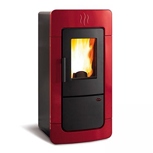 Extra Flame Agua Líder Pellet Horno 28,4 kW extra Flame Dia