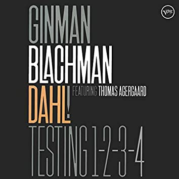 Testing 1-2-3-4 (Live at Copenhagen Jazzhouse / 2005)