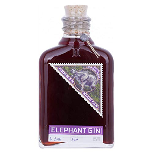 Elephant German Sloe Gin 35,00% 0,50 Liter