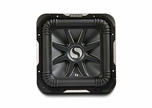 Kicker S15L7 4-ohm 15' Car Audio Subwoofer