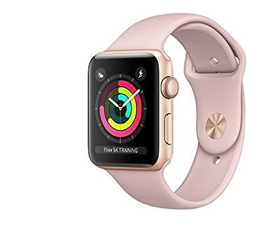 Apple watch series 3 Aluminum case Sport 42mm GPS + Cellular GSM unlocked