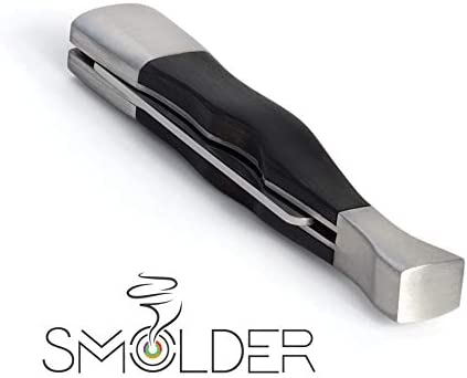 3 n 1 Tobacco Pipe Tool Rosewood and Stainless Steel 3 in 1 Tool Features a Pipe Chamber Reamer product image